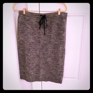 JOE FRESH SEXY SWEATER SKIRT